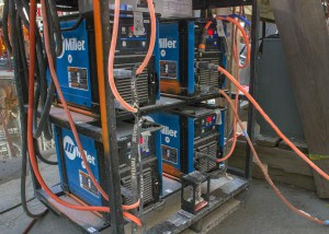 Miller PipeWorx 350 FieldPro System