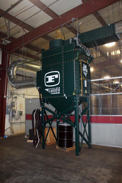 Farr Gold Series dust collector