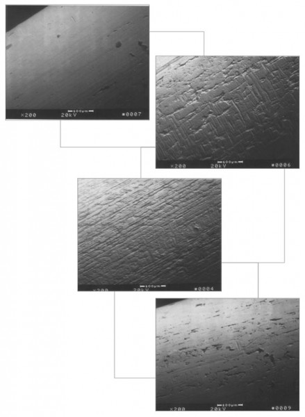 wire surface conditions