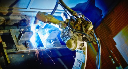 Quality-Industries Robotic Welding