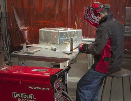 MIG Welding on Stainless Steel