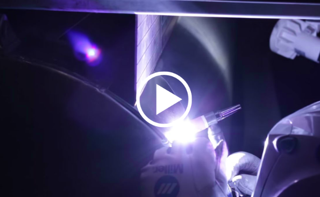 tig welding video