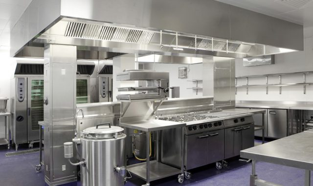 kitchen and manufacturing