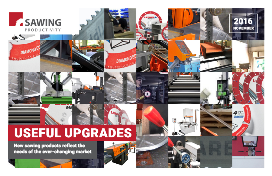 sawing productivity - november 2016 issue