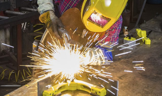 magnetic technology and welding