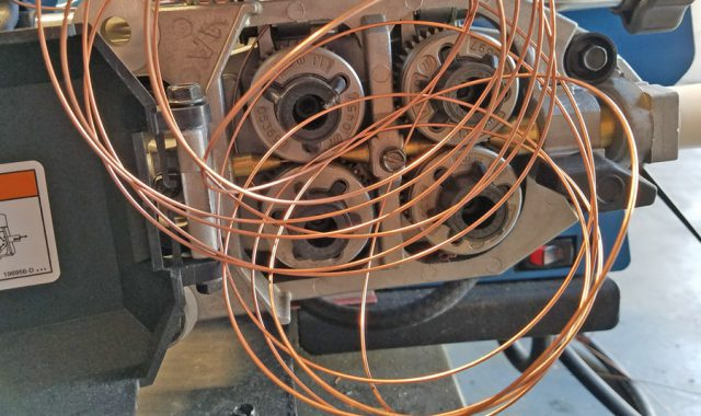 welding wire feed