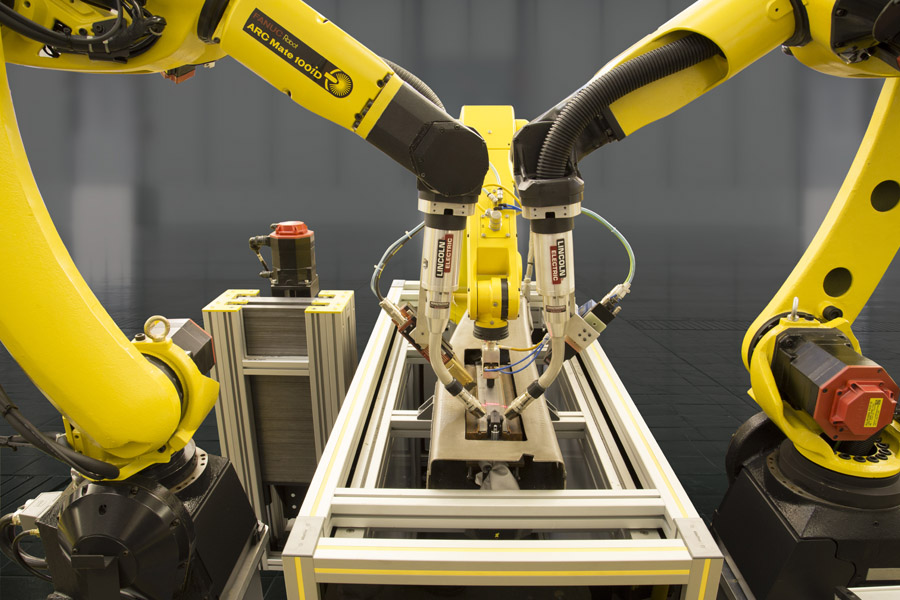 Robot reliability - Welding Productivity