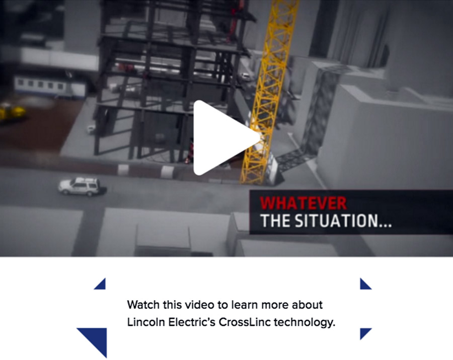 lincoln electric welding video
