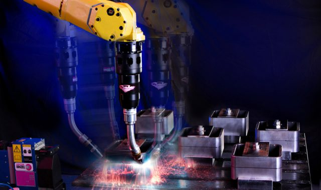 robotic arc welding