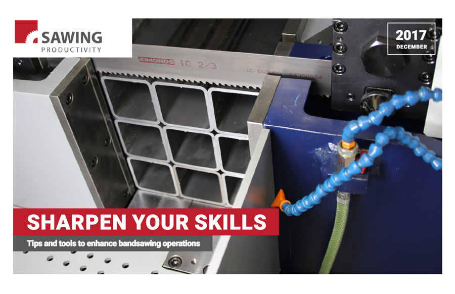 sawing productivity - december 2017 issue