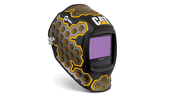 new welding helmet graphic