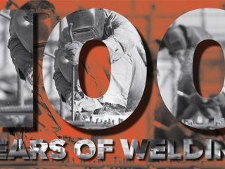 100 years of welding