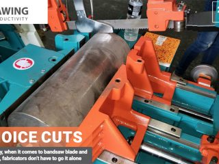 Sawing Productivity - April 2019 Issue